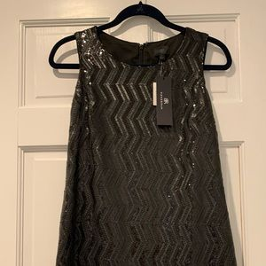 NWT Elegant Banana Republic Blk Dress